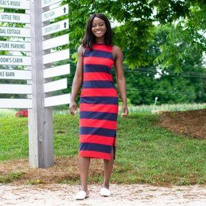 | a new day | midi dress